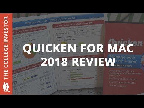 Quicken for Mac 2018 Review - A Huge Improvement