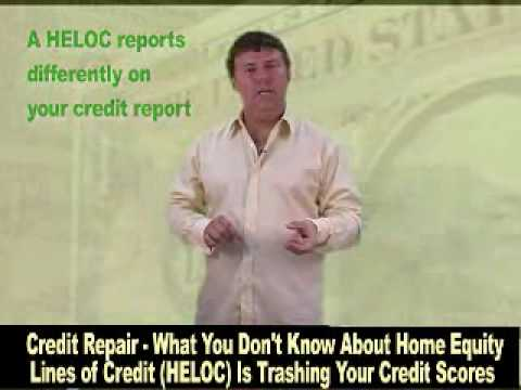 Free Credit Repair Advice Heloc Vs Home Equity Loan What S The Differ