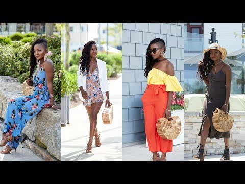 Affordable Fashion: End of Summer/Early Fall Lookbook