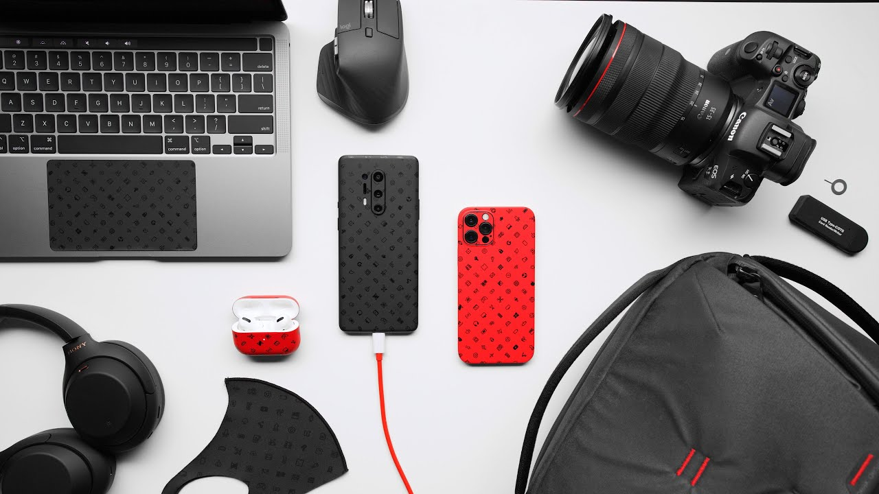 What's in my Tech Bag! [2020]