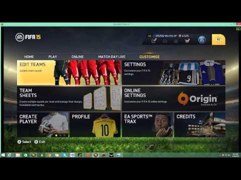 Fifa 15 Fix for PC,XBOX,PS4