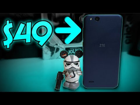 ZTE Avid 4 Unboxing & First Impressions
