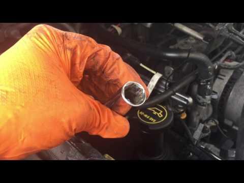 Seized/Stripped Spark Plug Removal - Ford F150