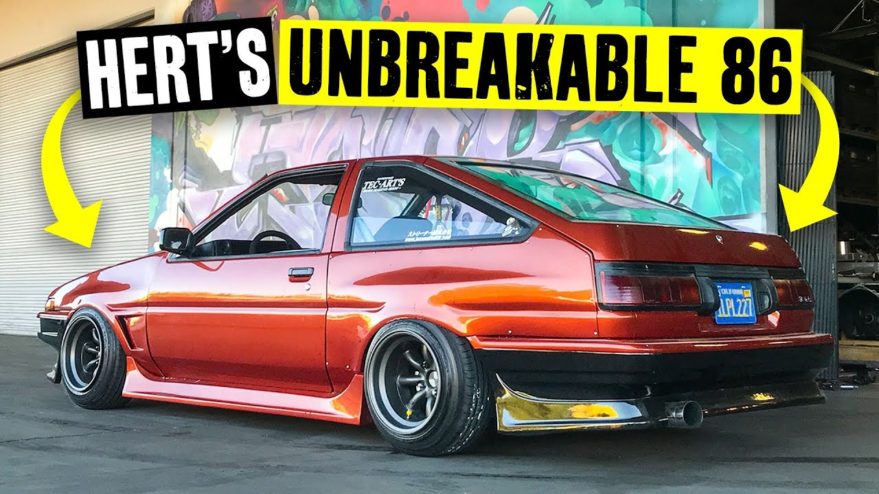 How to Bulletproof your AE86! Differential Science with Weir Performance