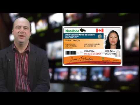 New license, auto renewals in Manitoba