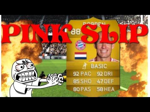 DANKE EA !!!!!!! - FIFA 14 ROBBEN + Reus [Fifa 15] PINK SLIP  - Deutsch - Pc