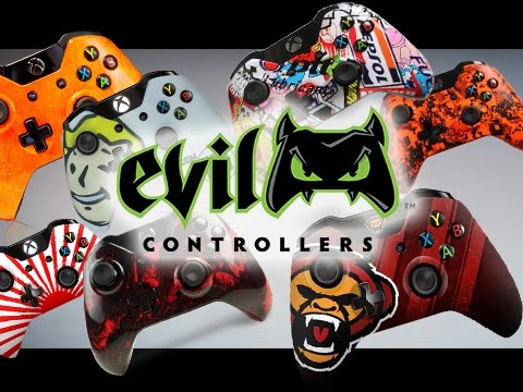 Is Evil Controller The Best Controller to have !?!?! (Scuf / Xbox Elite Comparison )