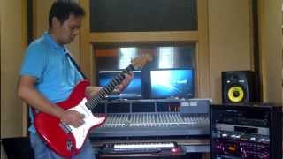 sigit - out of the underground mr big guitar cover.mp4
