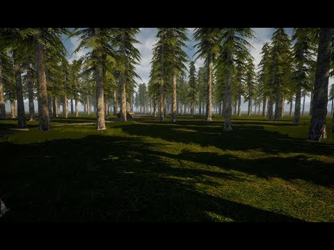 Making of low poly tree 3ds max speedtree tutorial