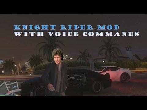 K I T T  Voice Commands Demo