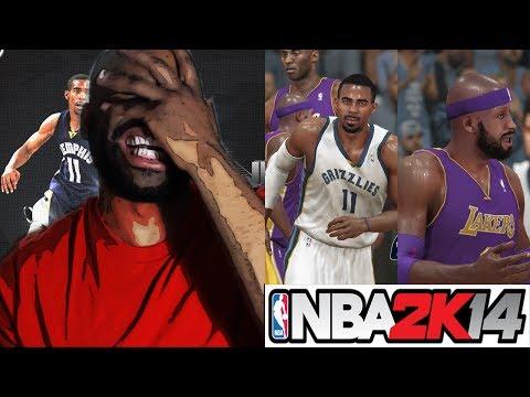 NBA 2K14 My Career Full Game - SICK OF THE TURNOVERS MAN! - (NBA 2K14 PS4)