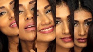 TOP 10 NUDE LIPSTICKS FOR INDIAN/TAN SKIN | MY FAVOURITE NUDE LIPSTICKS | Bosslady Shruti