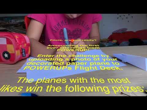 POWERUP Challenge #1