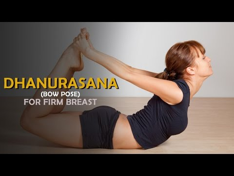 How To Increase Your Breast Size? | HOT YOGA