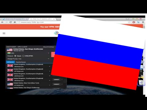 How to Get a Russian Ip Address! (Russia Vpn With Proxy list) Software