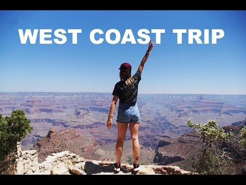 USA West Coast Trip: Los Angeles, San Francisco, Las Vegas, Grand Canyon, Yosemite,...