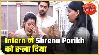 SBS Originals: Know why actress Shrenu Parikh got furious on SBS' super intern
