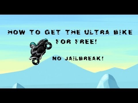How To Get The Ultra Bike in Bike Race for FREE!