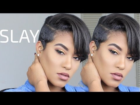 How-To Slay my Natural Hair Pixie Cut