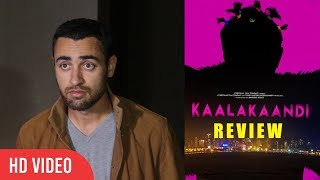 Imran khan Review On Kaalakaandi Movie | Saif Ali Khan | Viralbollywood