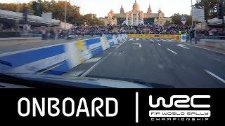 WRC - RallyRACC - Rally de España 2015: ONBOARD Sordo SS01