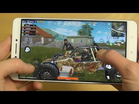 PUBG Mobile Xiaomi Mi Max Gameplay Performance Test!