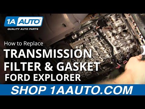 Auto Repair: Fix Transmission Shift Problem Ford 5R55E Explorer BUY QUALITY AUTO PARTS AT 1AAUTO.COM