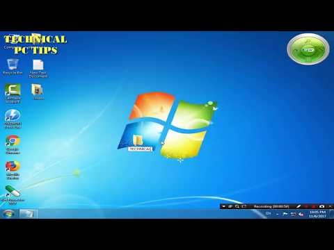 How to Customize Any Folder Icon Chenge in Windows 7  BY Technical Pc Tips