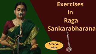 Learn Carnatic Vocals: Lesson - 4 Sarali swaralu - The Most