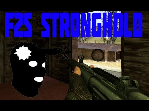 F2S Stronghold Part 2 - The Hunt is On