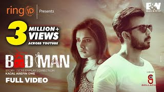 Bad Man   ব্যাড ম্যান   Eid Bangla Natok 2019   Afran Nisho & Tanjin Tisha