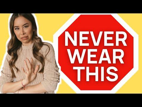 21 Things Men Should NEVER Wear