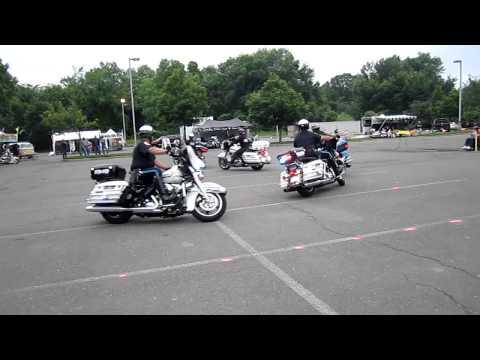 HOG Rally Motorcycle Demo, Danbury CT (Harley Owners Group)