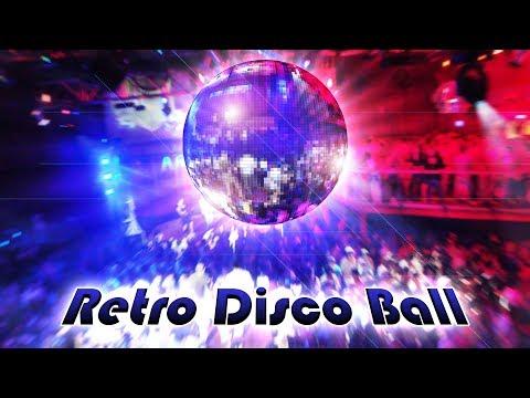Photoshop: How to Create a Classic, Retro, Disco Ball