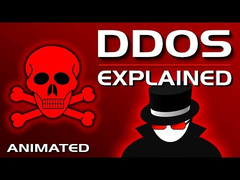 DDoS Attack Explained