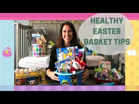 How to Create a Healthy Easter Basket- 20+ Easter Basket Ideas (Part 1)