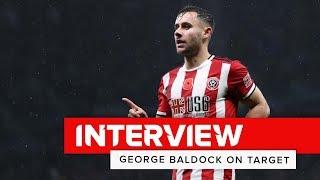 George Baldock on target   Tottenham Hotspur v Sheffield United   Reaction interview