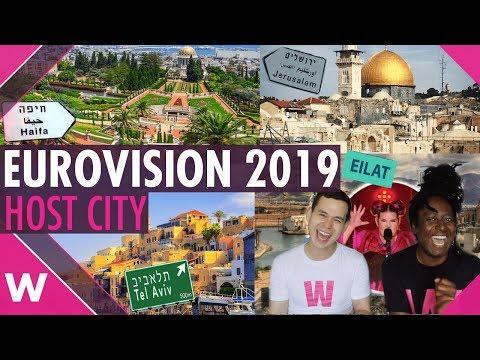 Eurovision 2019 host city: Tel Aviv, Jerusalem, Haifa or Eilat?