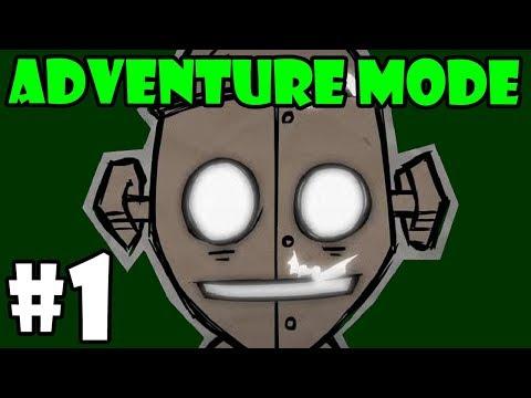 Don't Starve Adventure Mode Series - WX-78 - Part 1 - [S9]