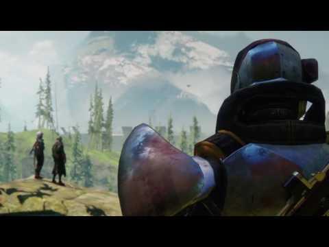 Destiny 2 - first gameplay trailer