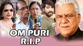PUBLIC Reacts To Om Puri