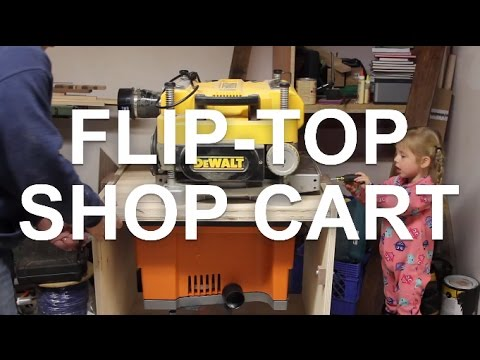 Flip Top Cart - BUILD