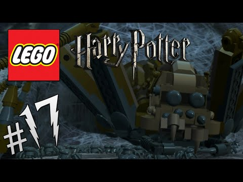 LEGO Harry Potter Years 1-4 Part 17 - Year 2 - Follow the spiders