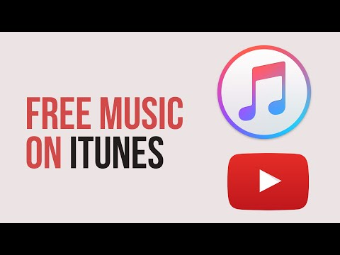 HOW TO GET FREE MUSIC FROM ITUNES (DOWNLOAD FROM YOUTUBE) 2016