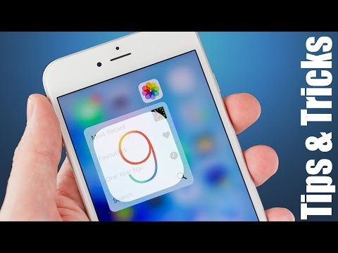 iPhone 6S and iPad Pro Secrets - Tips & Tricks (All iOS 9 Devices) 2015