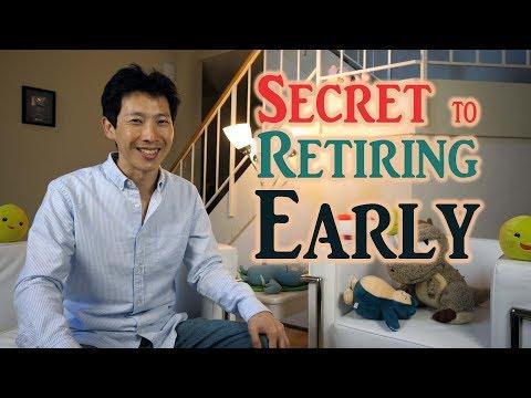 Secret to Retiring Early