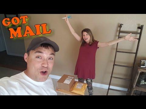 Hollywood Haunter Mail Vlog #4