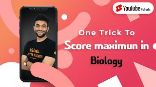 One Trick to Score Maximum in Biology 🔥 | #Shorts | Tips for Board Exam 2021 | Vedantu 9 and 10