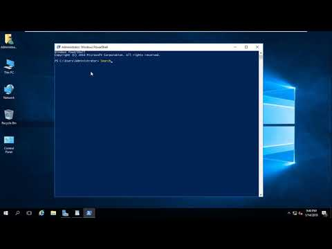 How to Search Inactive User Account Through Powershell in Server 2016