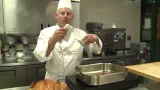 How To Make Gravy From Turkey Drippings Turkey Tech Tips